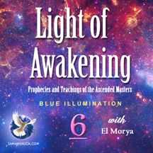 MP3 Download, Light of Awakening: Blue Illumination